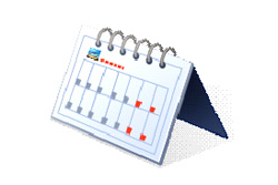Calendar based methods